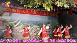 2018年桂林大圩镇五一演出1 大圩滩子坪、省里村队