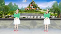 感悟人生广场舞《北京的金山上》