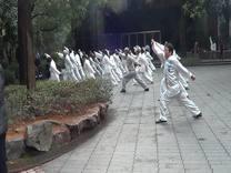 黄伯文负责黄浦迷踪拳学习培训之五