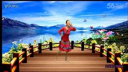 永州南方舞蹈队 杏花落时茶幽香—编舞:花眼,习舞:南方