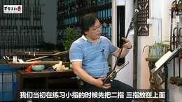 汉韵二胡老师示范小指按弦正确的手势到底该如何摆,快来学习一下