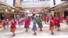 红谷滩舞友共舞《康巴情》 策划:白雪 视频制作:灵动