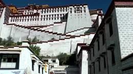 Potala Palace, Lhasa, Tibet 0