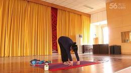 陈老师瑜伽热身功 6