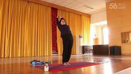陈老师瑜伽热身功 7