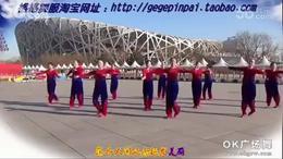 美丽中国(3)无锡宁波银行杯千人广场舞教学视频