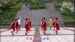 重庆冰彩广场舞 大街小巷都唱我的歌