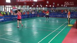 2015年第十四届全国老年人柔力球竞技赛(团体)女单 福建vs深圳