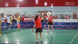 2015年第十四届全国老年人柔力球竞技赛决3、4名 女单 宁波  湖北