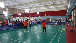 2015年第十四届全国老年人柔力球竞技比赛决3、4名 女双 宁波  湖...