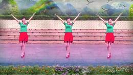 098上海阿英广场舞祝酒歌 编舞:廖弟 视频制作 演示:阿英