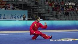 2016年全国武术套路锦标赛 女子太极拳于萌萌