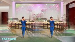117上海阿英广场舞《跟着妈妈去跳舞》编舞:青儿 演示:阿英