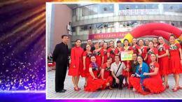 《亲吻西藏》队形版,重庆潼南火苗舞队参加竹子5周年演出