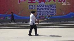2017年隆林县德峨跳坡节青苗芦笙大赛2号选手