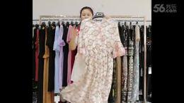 阿邦服装批发 时尚夏款连衣裙20件起批  576期