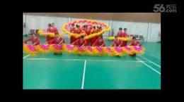 广场舞祝福祖国