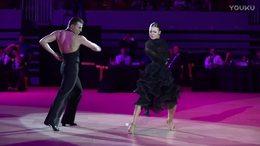 2017黑池舞蹈节中国 巨星表演 Paso Doble