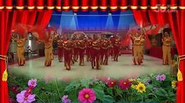 西安老年大学葫芦丝表演队春晚彩排 中国喜洋洋