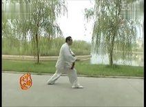 赵幼斌大师演练传统杨式太极剑51式 标清版