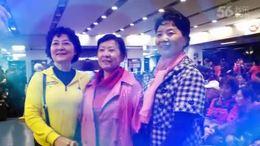 北京合唱协会艺憬天地朝霞合唱团 赴深港澳珠游纪念