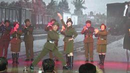 表演唱【喀秋莎】通州区老干部艺术团合唱队