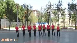 武汉市舞精灵排舞1754 《主旋律》Melodia(背面示范)