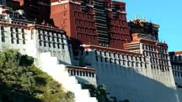 Potala Palace, Lhasa, Tibet  1
