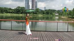 《油纸伞》194丁丁深圳冰之霞九江丁丁广场舞编舞:王梅