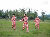 春江广场舞(南京)红色娘子军