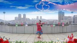 湖南君悦广场舞《梦见你的那一夜》 编舞:応子 个人版