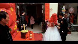 李正帆·王嘉欣婚礼全程