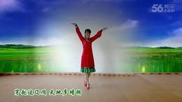 安源红子玉广场舞《晴朗》