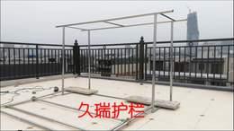 欢乐海岸蓝楹湾3G栋铝艺阳台护栏