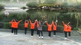 八仙桥广场舞《美丽中国》(领舞:潭城莲子)
