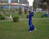 2 3 传统杨氏 26式太极拳【口令】