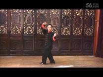 张光萍八卦掌教学视频1  3定式转掌