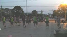 黄陂理林健身排舞队排舞 走进新时代