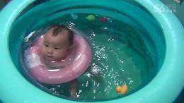 珍珠米游泳10