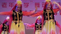 00089海宁老年大学舞蹈二班、舞蹈 达坂城的估娘