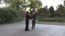 北京水兵舞教学第一套第1 3个花