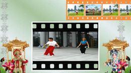 移动胶片《中国木兰拳(双圈)晨练视频剪辑》