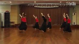 舞蹈《今夜我家有聚会》维族舞段 周雨奇舞蹈