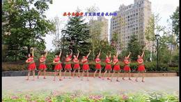 湖滨舞韵广场舞《今生的唯一》团体