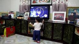 2016中秋节晚上《仁仁跳舞》