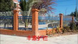 学校铁艺围墙护栏