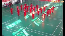 桂英秋月广场舞中国牛