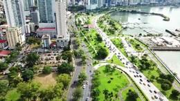 Panama City, Panama in 4k