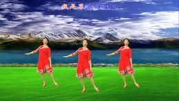 福建龙岩美连广场舞《梦乡》04编舞:廖弟 演示 视频制作:美连