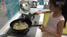 小毛学做菜